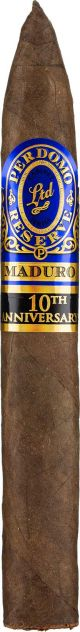 Perdomo Reserve 10th Anniversary Box-Pressed Maduro Torpedo