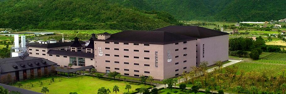 Kavalan Fabrik, Taiwan