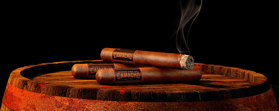 Camacho Nicaragua Barrel Aged