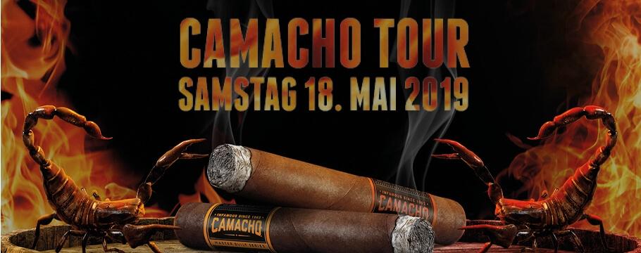 Camacho Tour 2019
